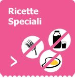 ricette speciali Homepage